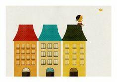 Print on the roof van Cosas Minimas
