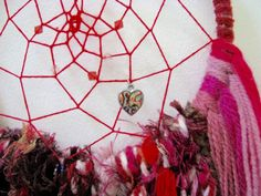 Dreamcatcher   Wall Hanging  Home decor   by MissyRoseVintage