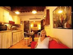▶ Casa la Bubbolina a Semproniano vicino le Terme di Saturnia - YouTube FOR A ROMANTIC HOLIDAY!