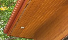 Contemporary Maibec Siding in Algonquin color.just amazing! Canton, Chalet Style, Just Amazing, Paint Colors, Shed, Commercial, Algonquin, Amber, Google Search