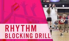 Rhythm blocking drill 20 dynamic volleyball warmup exercises with Marie Zidek Volleyball Hitter, Volleyball Workouts, Volleyball Shirts, Volleyball Quotes, Coaching Volleyball, Volleyball Pictures, Cheer Pictures, Volleyball Players, Softball Pics