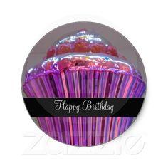 Cake Birthday Sticker