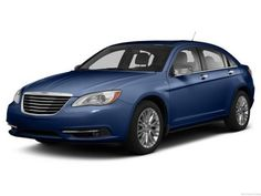 New 2013 Chrysler 200 Limited For Sale in Stafford Springs | Hartford, CT area | DN598779