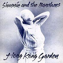 """Siouxsie & the Banshees """"Hong Kong Garden"""" 7"""" single"""