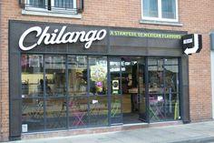 Chilango, London, UK.  Photo by Catherine S. Ramírez.