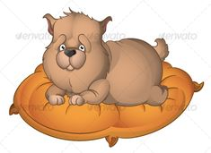 VECTOR DOWNLOAD (.ai, .psd) :: http://jquery.re/pinterest-itmid-1000105253i.html ... Fat Puppy ...  baby animals, brown, fat dog, fur, orange, pets, puppy, vector graphics, young animal  ... Vectors Graphics Design Illustration Isolated Vector Templates Textures Stock Business Realistic eCommerce Wordpress Infographics Element Print Webdesign ... DOWNLOAD :: http://jquery.re/pinterest-itmid-1000105253i.html