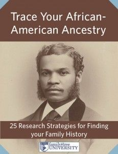 FREE African-American genealogy book! Trace Your African-American Ancestry. Download now and explore your family tree.
