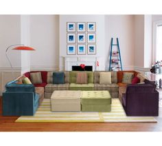 Lounge Sectional | Lazar