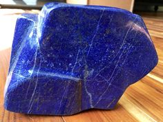 Lapis Lazuli Stone (Mineral Specimen) Lapis Lazuli stone is said to help enhance your awareness, insight and truth. It is a healing gemstone that has existed since the beginning of time. Lapis Lazuli