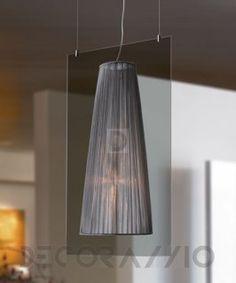 #lighting #Светильник  потолочный подвесной Carlesso FLUX, FLUX S80