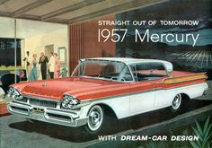 Mid-Century architecture AND Merc-O-Matic transmission.