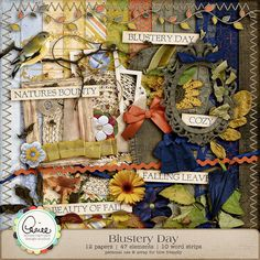 Aimee Harrison ~ Blustery Day ....the one I've gotta get next :)