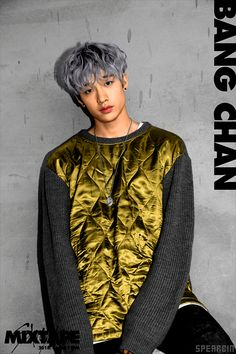 Bang Chan MIXTAPE Pre-Debut Album Teaser Photo
