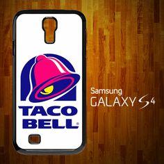 B1167 Taco Bell Logo Samsung Galaxy S4 Case | statusisasi - Accessories on ArtFire