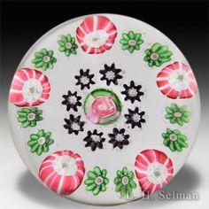 Clichy :: LH Selman Glass Paperweights