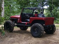 Image result for jeep yj 1 ton build