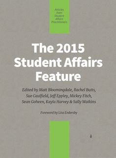 The 2014 Student Affairs Feature eBook