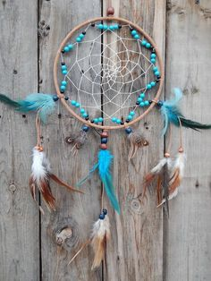 Dream Catcher Native American Style Hand Made In Arizona