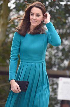 Любимые бренды одежды герцогини Кембриджской | Marie Claire