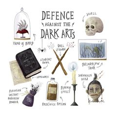 Defence Against The Dark Arts