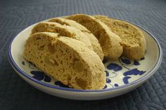 Not Quite Savory, Not Quite Sweet, Cardamom Ginger Biscotti recipe on Food52