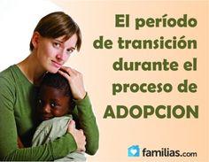 """Este artículo incluye algunas pautas que hacen que el período de """"transición"""" en el hogar adoptivo sea un éxito tanto para el hijo que pasa a formar p..."""