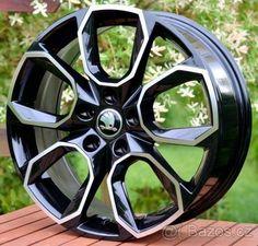 Black Chrome Wheels, Kia Stinger, Aftermarket Wheels, Rims For Cars, Forged Wheels, Skoda Fabia, Best Luxury Cars, Car Wheels, Alloy Wheel