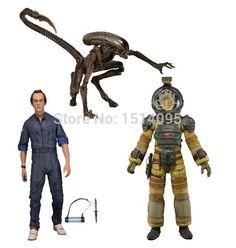 "$28.99 (Buy here: https://alitems.com/g/1e8d114494ebda23ff8b16525dc3e8/?i=5&ulp=https%3A%2F%2Fwww.aliexpress.com%2Fitem%2FNECA-Aliens-KANE-DOG-ALIEN-BISHOP-PVC-Action-Figure-Collection-Model-Toy-7-18CM%2F32256741843.html ) NECA Aliens KANE DOG ALIEN BISHOP PVC Action Figure Collection Model Toy 7"" 18CM for just $28.99"