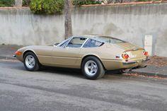 1971 Ferrari 365 GTB/4 Daytona.