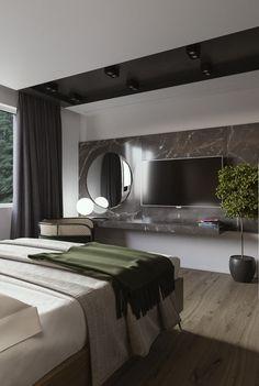 painel de marmore quarto pai