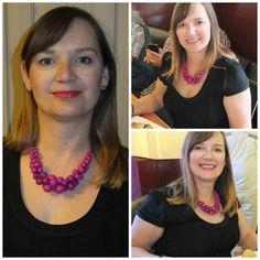 Moppis Blog - Aus Freude.: [DIY] Statementkette aus Perlen