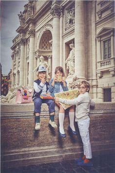 Vogue Bambini - Cóndor Socks Long ribbed Condor socks #condorsocks #spain #classicalchild