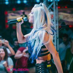Lil Masti zaprasza na wrześniowe koncerty Punk, Instagram, Style, Fashion, Swag, Moda, Fashion Styles, Punk Rock, Fashion Illustrations