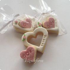 Düğün, Nişan, Söz kurabiyeleri - Wedding cookies