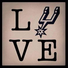 San Antonio Spurs! @san pan Antonio Spurs