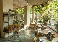 Restaurant Little V Rotterdam_MASA architects (Hiroki MAtsuura + René SAngers)_© Bill de Klimpe-01