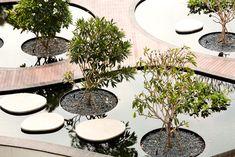 Cape Royale Sentosa Landscape Design By Trop Landscape Elements, Modern Landscape Design, Landscape Architecture Design, Garden Landscape Design, Landscape Plans, Modern Landscaping, Outdoor Landscaping, Landscaping Tips, Urban Landscape