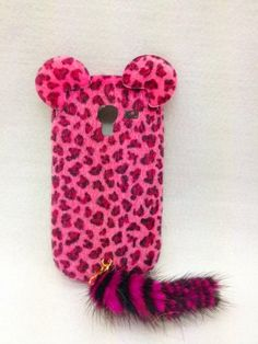 3D ear pink Leopard with tail Fur Plush cute Case Cover Shell skin for Samsung Galaxy LG NOKIA Cell Phone (SAMSUNG GALAXY EXHIBIT T599, rose) wilsontse http://www.amazon.com/dp/B00HDFV0NG/ref=cm_sw_r_pi_dp_IfH6tb1EAT079