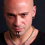 David Draiman...MAD CRUSH! For years now, I am not afraid to admit it! :D