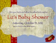 about wizard of oz party or baby shower on pinterest wizard of oz
