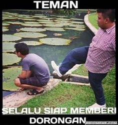 Meme Indonesia Indonesian Art Kaneki Quotation Funny Pictures Fun Things Jokes Laughing Dan