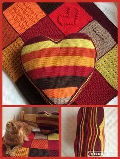 Scheepjes Blanket CAL 2016 (a variation) - In loving memory of the designer Marinke Slump (Wink)- Free Pattern available on Scheepjes Yarn Website Cal 2016, Last Dance, Beach Blanket, In Loving Memory, Free Pattern, Memories, Website, Crochet, Design