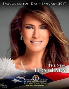 Finally some class in the White House. Remove the Michelle Obama trash.