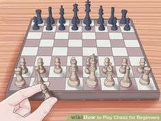 How to play chess and a printable rule sheet