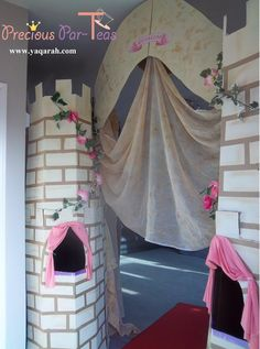princess party decorations | Princess Party Theme - Creative and Unique Party Themes for All ...