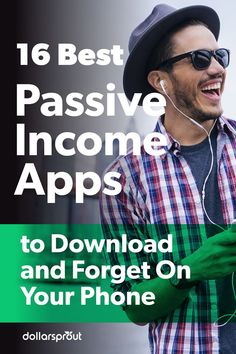 Using passive income apps is easy. Whether you get paid to invest in portfolios or save money on groceries, it's possible to earn money outside of your 9-to-5 and do so in a way that requires very little energy or effort.