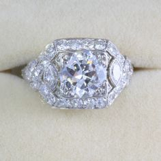 Antique diamond ring - Weldons of Dublin