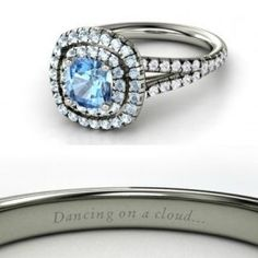 Cinderella ring, literally I WANT.