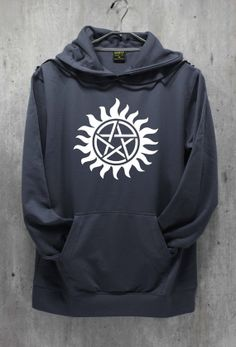 Supernatural Tattoo Shirt Hoodie Hoodies by WinterIszComing, $29.00 I would die for this, then come back to life.