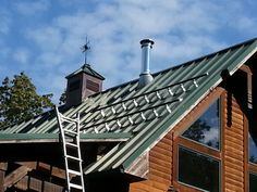 Installing solar thermal racking on a metal roof